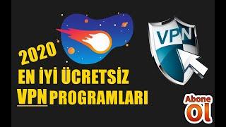 Gambar cover En İyi Ücretsiz VPN Programları 2020