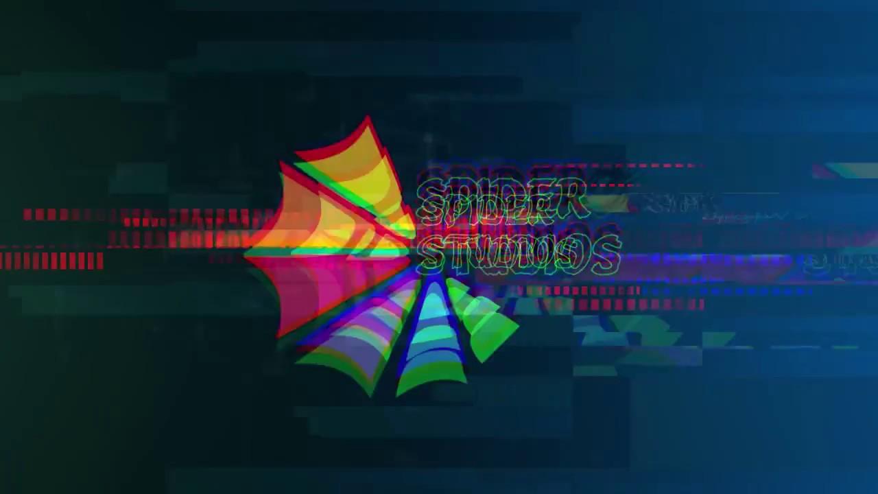 003-Glitch logo reveal