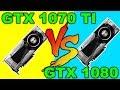 GTX 1070 Ti vs GTX 1080 | Benchmarks |