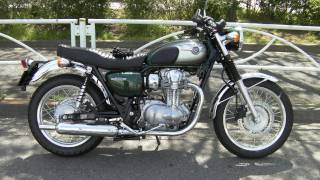 Repeat youtube video KAWASAKI W800@Exhaust sound