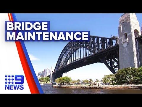 Sydney Harbour Bridge To Undergo A New Makeover | Nine News Australia