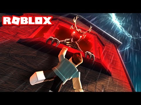 ESCAPE THE HAUNTED HOUSE OBBY IN ROBLOX