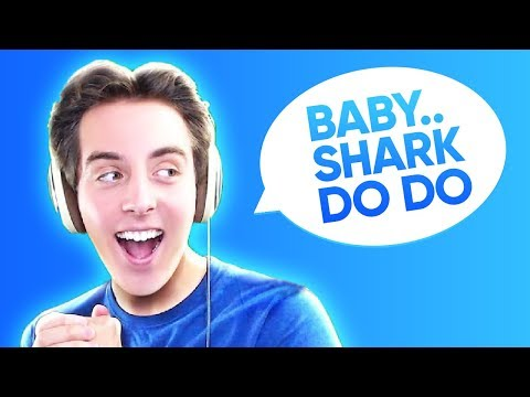 Denis Sings Baby Shark