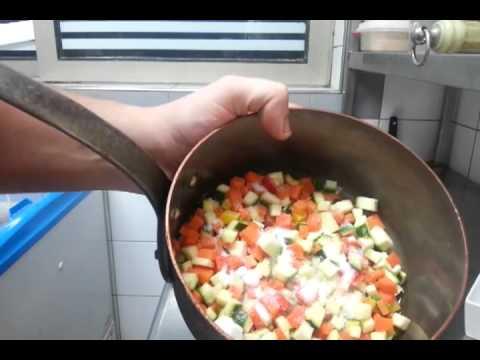 faire-de-la-ratatouille-confite---recette-ratatouille