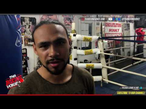 Keith Thurman's Reaction to An - VamosDotPK