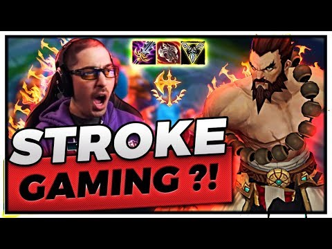 DO YOU KNOW WHAT STROKE GAMING IS?! | TOP CONQUEROR UDYR VS THE WORLD - Trick2G