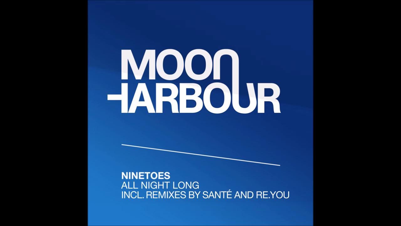 Download Ninetoes - All Night Long (Santé Remix) (MHR094)