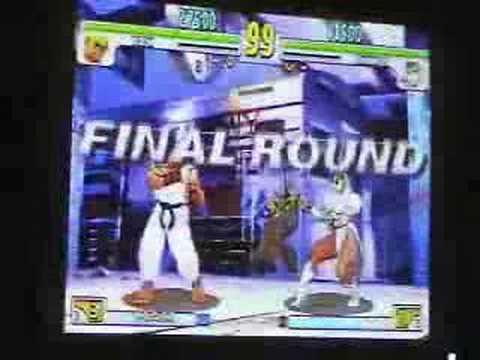 Street Fighter - Justin vs Daigo