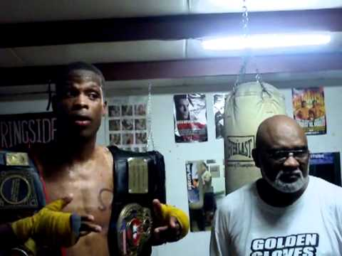 Boxing Star Lamar Russ Interview