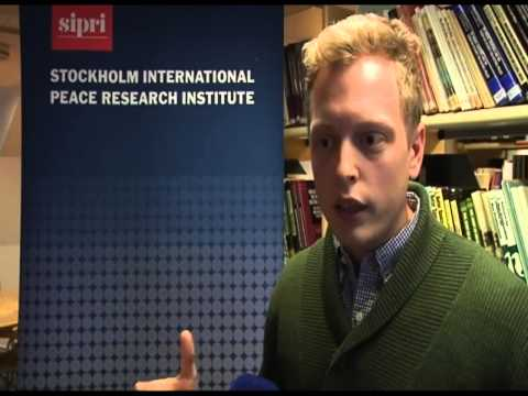 SIPRI experts talk about Arctic security for Icelandic TV