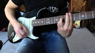 1965 2014 Fender Custom Shop Relic Stratocaster With EVH Bridge Pickup Eddie Vegas