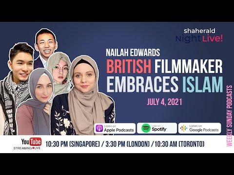 Shaherald Night Live! - Ep.6 - British Filmmaker Embraces Islam