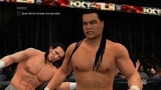 WWE 2K15 Who Got NXT - Bo Dallas Full Walkthrough 1080p HD