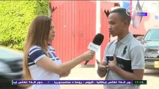 Can - شيما صابر من الجابون | شريف إكرامى يدخل تدريبات المنتخب ليكون بديل مع عصام الحضرى
