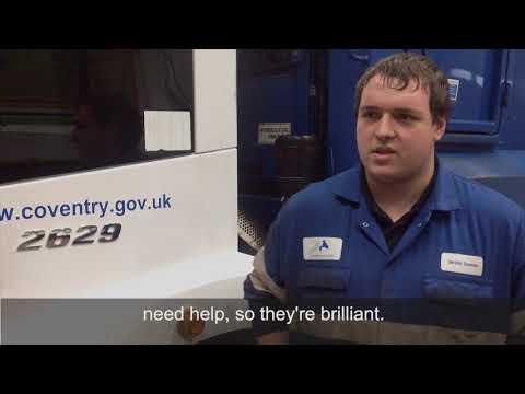 Bradley talks about National Apprentice Week 2019