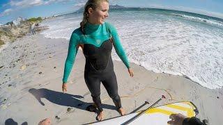 hot surf instructor