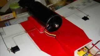 Rc Plane Scratch Build Edf Jet + Maiden