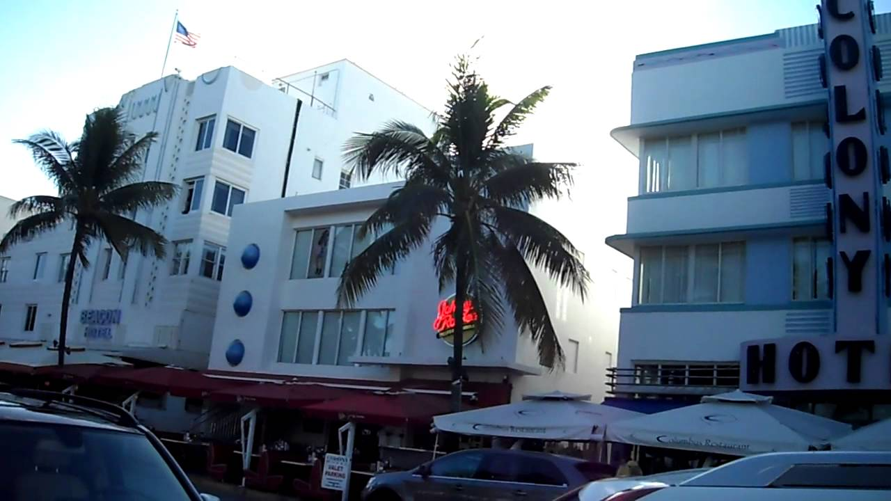 Scarface Chainsaw Scene Yayo Transaction Filming Location South Beach Florida