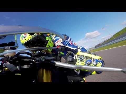GoPro: Valentino Rossi 2017 Season Starts.