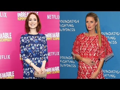 The Best Celebrity Maternity Styles