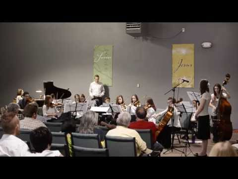 New Mexico Homeschool Symphonic Ensemble - Bossa Rojo