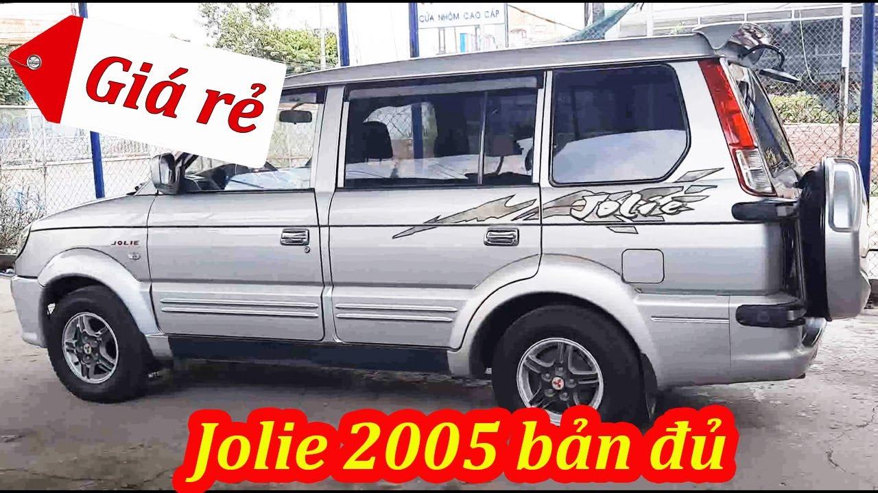 Bán xe Jolie cũ đời 2005 bản đủ giá rẻ chỉ hơn trăm triệu | Mua bán ô tô