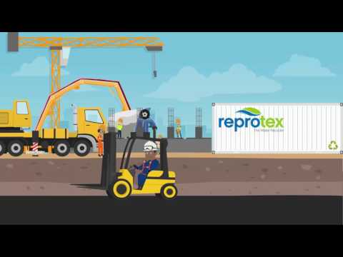 Reprotex wasterwater treatment