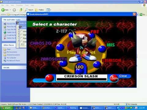 Sonic adventure dx pc memory editor v2 00 beta download | blogquick.