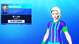 GIFTING/GIVING AWAY SOCCER SKINS! | ! Giveaway ! Social ! Member | Fortnite