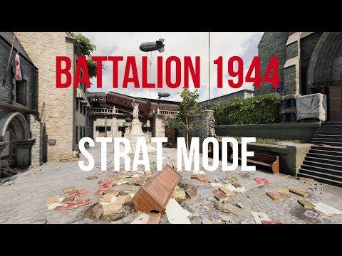 Battalion 1944 - Strat Mode - Jak włączyć ? thumbnail