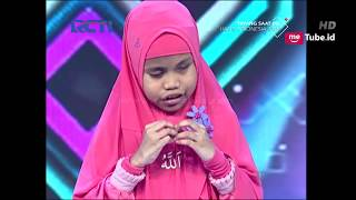 Download Video HAFIZ INDONESIA 2018 - Hafalan Almaul Husna Kayla Bikin Satu Studio Menangis [17 Mei 2018] MP3 3GP MP4