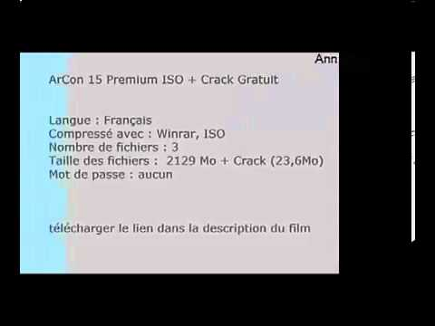Arcon 15 Premium Iso Crack Gratuit Télécharger Youtube