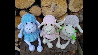 Зефирные овечки от Марии Костюченко