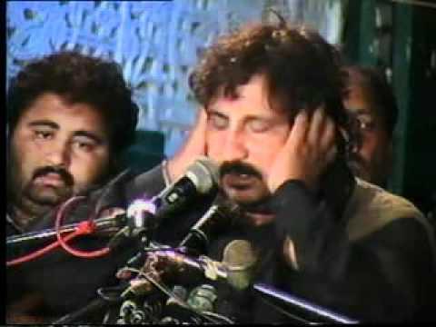 Zakir Ghulam Jafar Tayyar Aazn Ali Akber Only Masiab