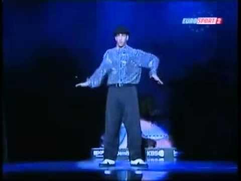 Amazing Talent Robot Dance By Salah Youtube