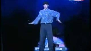Amazing talent - Robot Dance by salah
