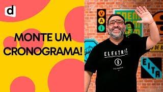ENEM 2018: COMO MONTAR UM CRONOGRAMA DE ESTUDOS | PLANTÃO DESCOMPLICA