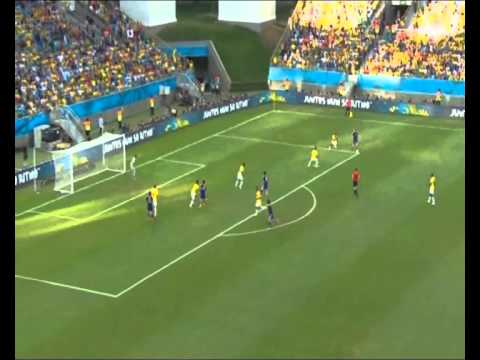 2014 World Cup Group C: Japan v Colombia