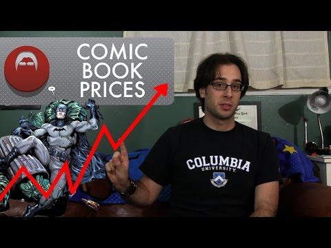 Comics are Expensive - WD Comics