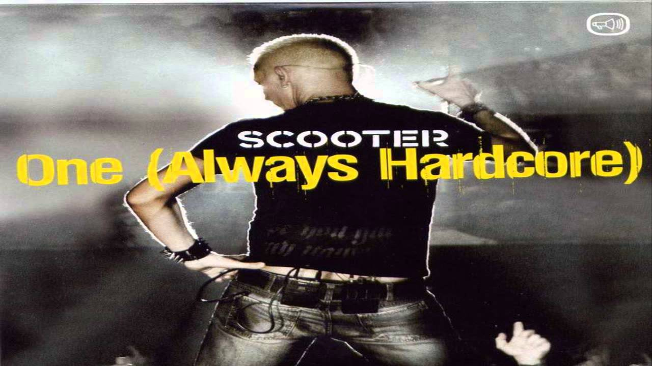 Always Hardcore Scooter