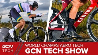 Gambar cover Hot Tech From The World Championships  | GCN Tech Show Ep. 92