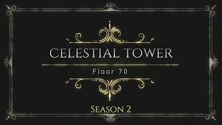 Seven Knights - NEW Celestial Tower Floor 70 (2nd Season)