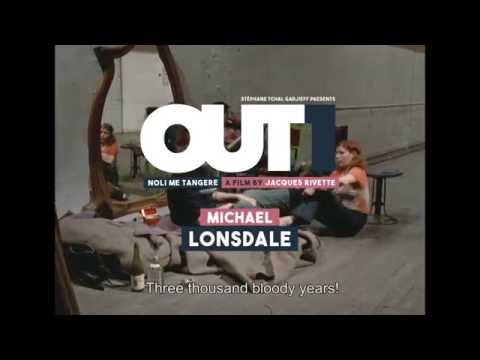 OUT 1 teaser: Michael Lonsdale