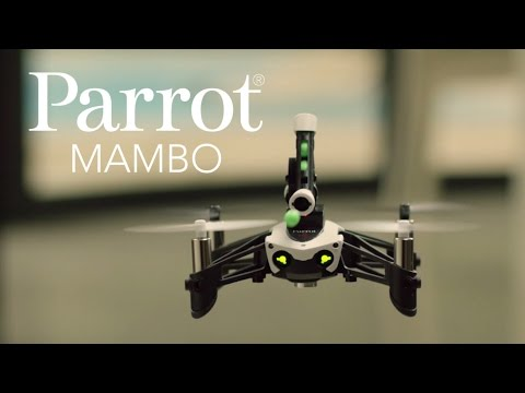 Video thumbnail of Mambo FPV