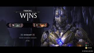 Ps4 Mortal Kombat XL Online Game Play