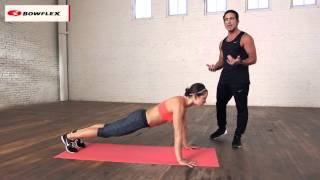 Bowflex® Bodyweight Workout | 5 of the Easiest At-Home Exercises