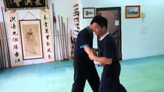 NTUCH臺大長洪:刀械反制基本觀念 之二 Basic concepts of Countering Knife Attacks. 2/2