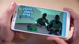 Тест игр Xiaomi Redmi 6 (GTA:SanAndreas, PUBG:Mobile, WoT:Blitz)