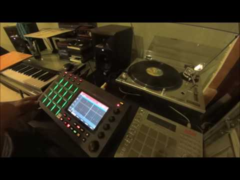 mpc live quick sample flip
