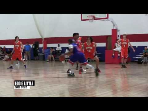 2013 PG Eddie Little Mixtape